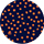 CATS DOTS NAVY