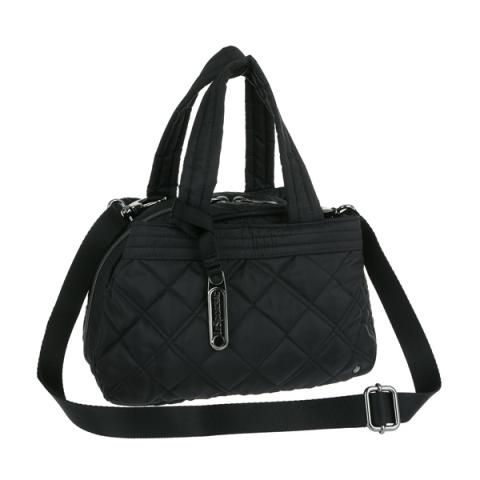 329f65bb1802 CITY SMALL MERCER TOTE: Phantom Black Quilted: 238,000원